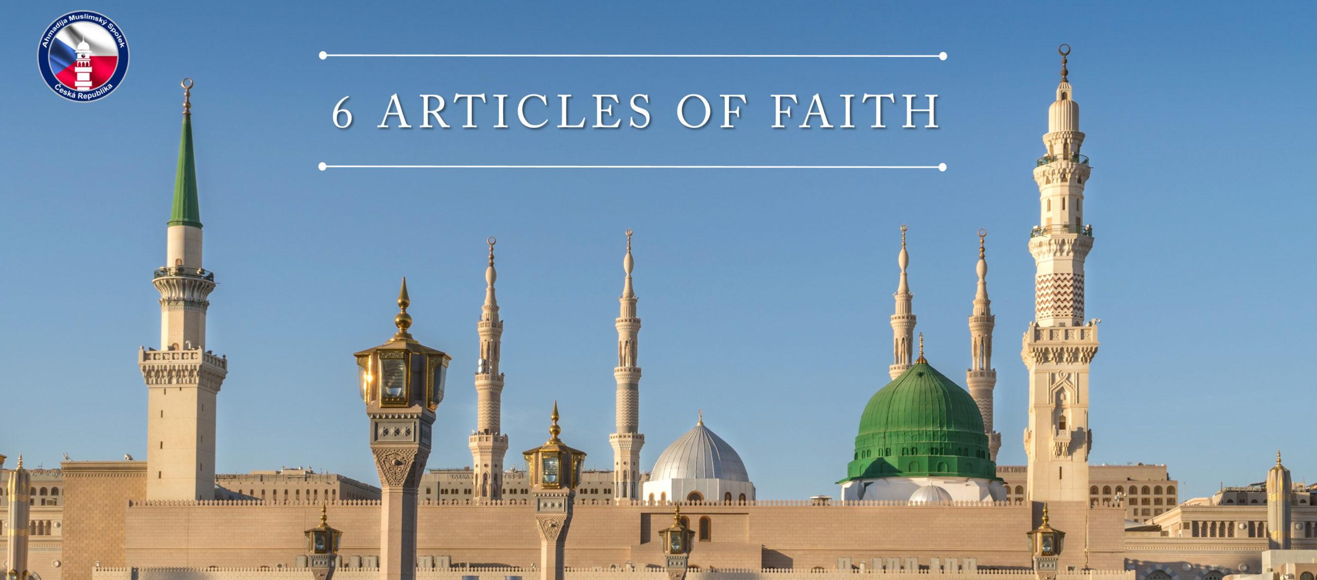 Šest článků Víry